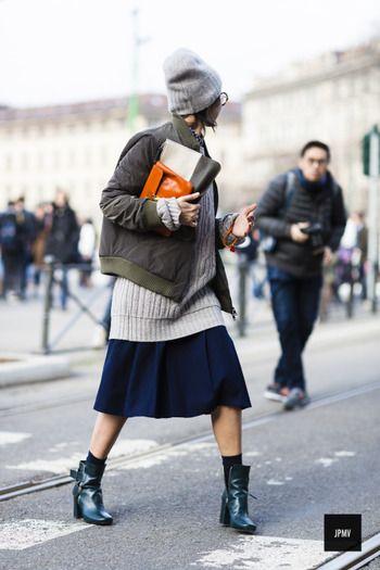 многослойность, стрит стайл, спорт-шик, бомбер, свитер