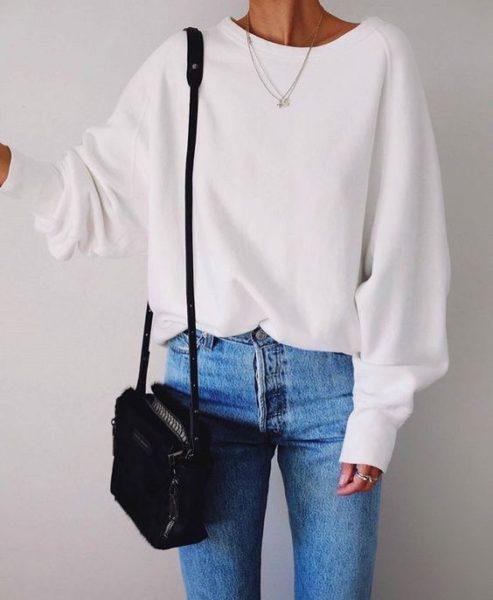 с чем носить джинсы, с чем носить джинсы фото, женские джинсы зимой, женские джинсы летом, завышенные джинсы с чем носить, с чем носить джинсы с высокой талией, джинсы с чем носить фото женские